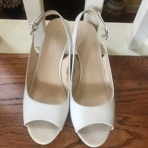 Dressy Wedge Sandals